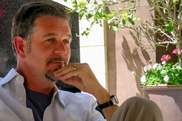 Reed Hastings in 2006.