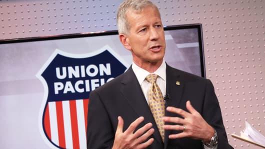 Lance Fritz, CEO, Union Pacific