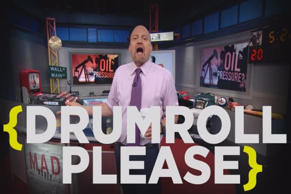 Cramer Remix: If we see another pullback, buy this sector