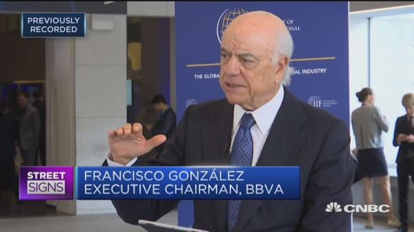 BBVA chairman: Hope Turkey will take right decisions after elections