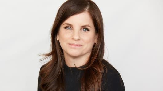Debbie Perelman named CEO of Revlon.