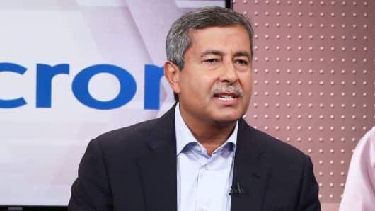 Sanjay Mehrotra, CEO, Micron Technology