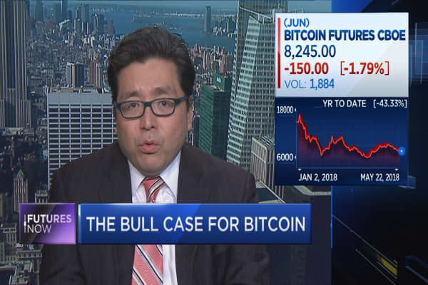 Bitcoin bull stands by his call on the cryptocurrency