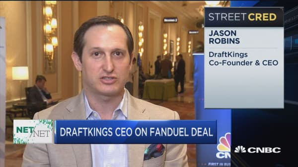 Draftkings CEO talks possible IPO and Esports betting