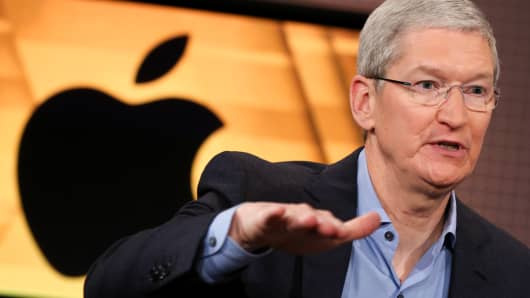Tim Cook, CEO of Apple Inc.