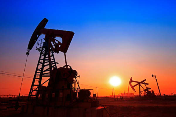 Crude Oil Inventories Up 5.8 Million Barrels
