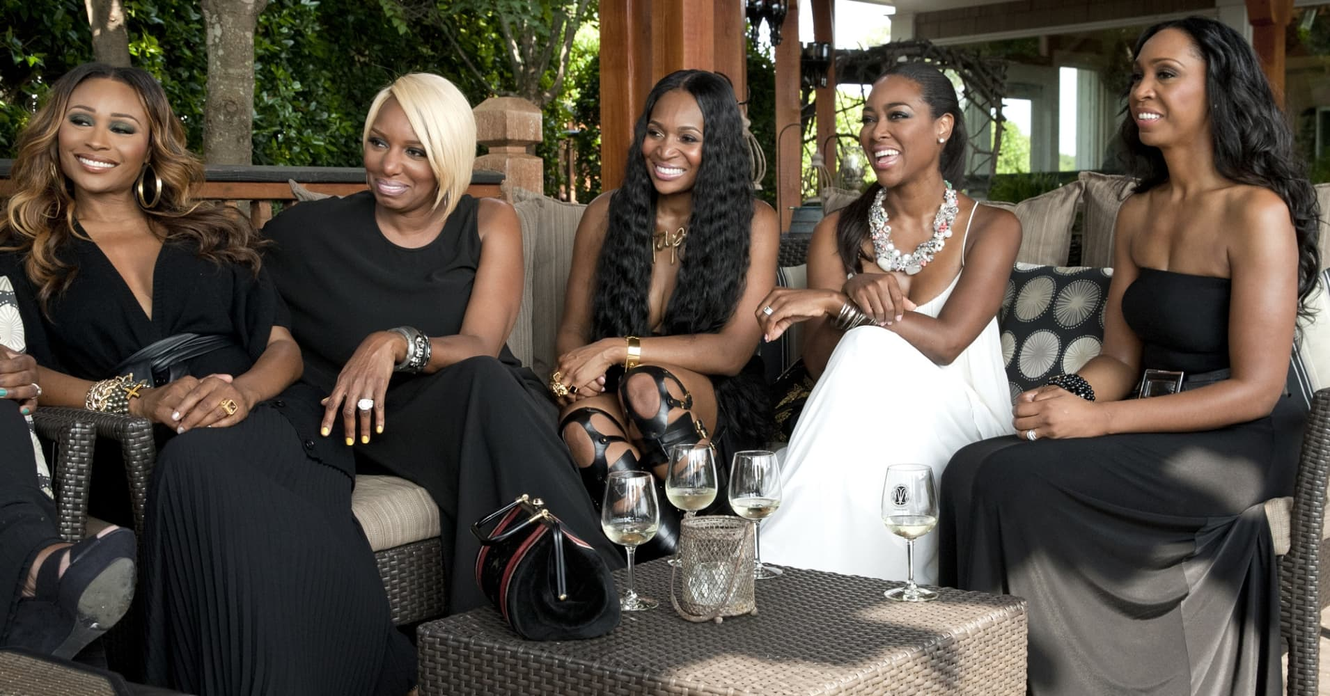 "Bravo's ""Real Housewives of Atlanta"""