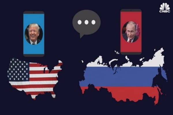 The Trump-Russia ties hiding in plain sight