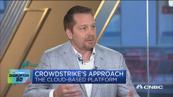 When is the crowdstrike ipo