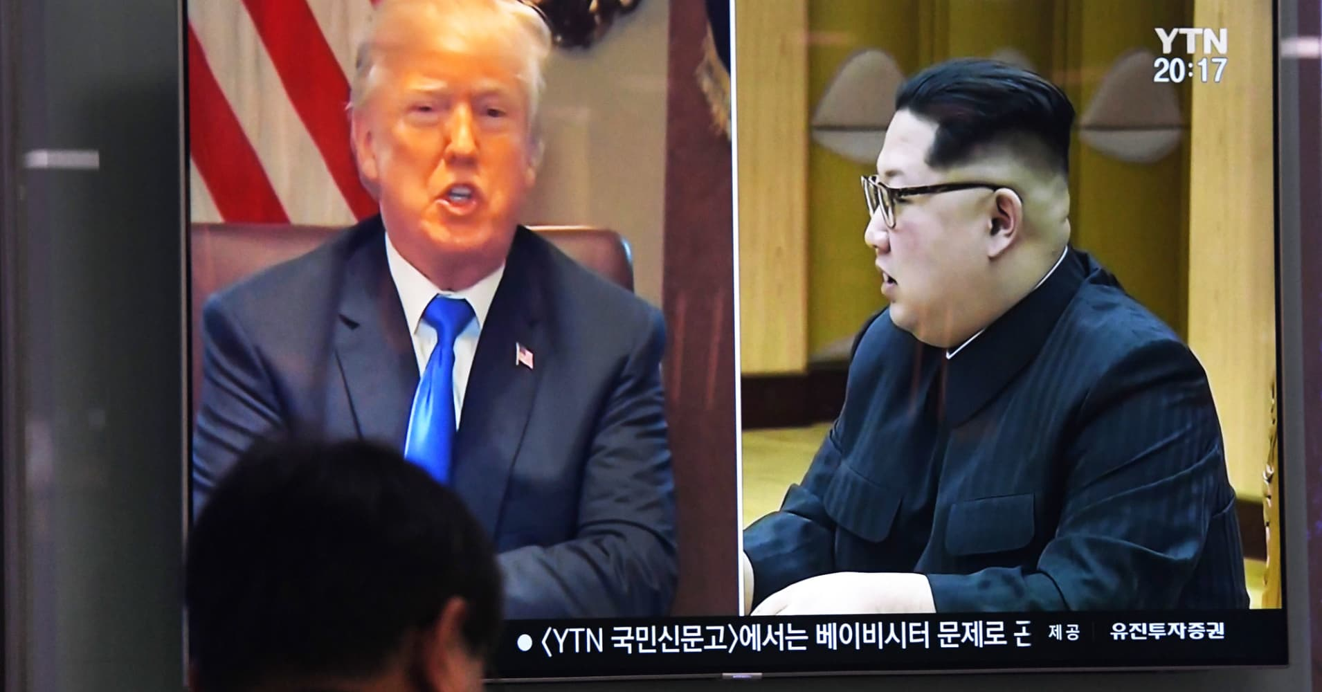 Trump cancels Singapore nuclear summit with North Korean leader Kim Jong Un