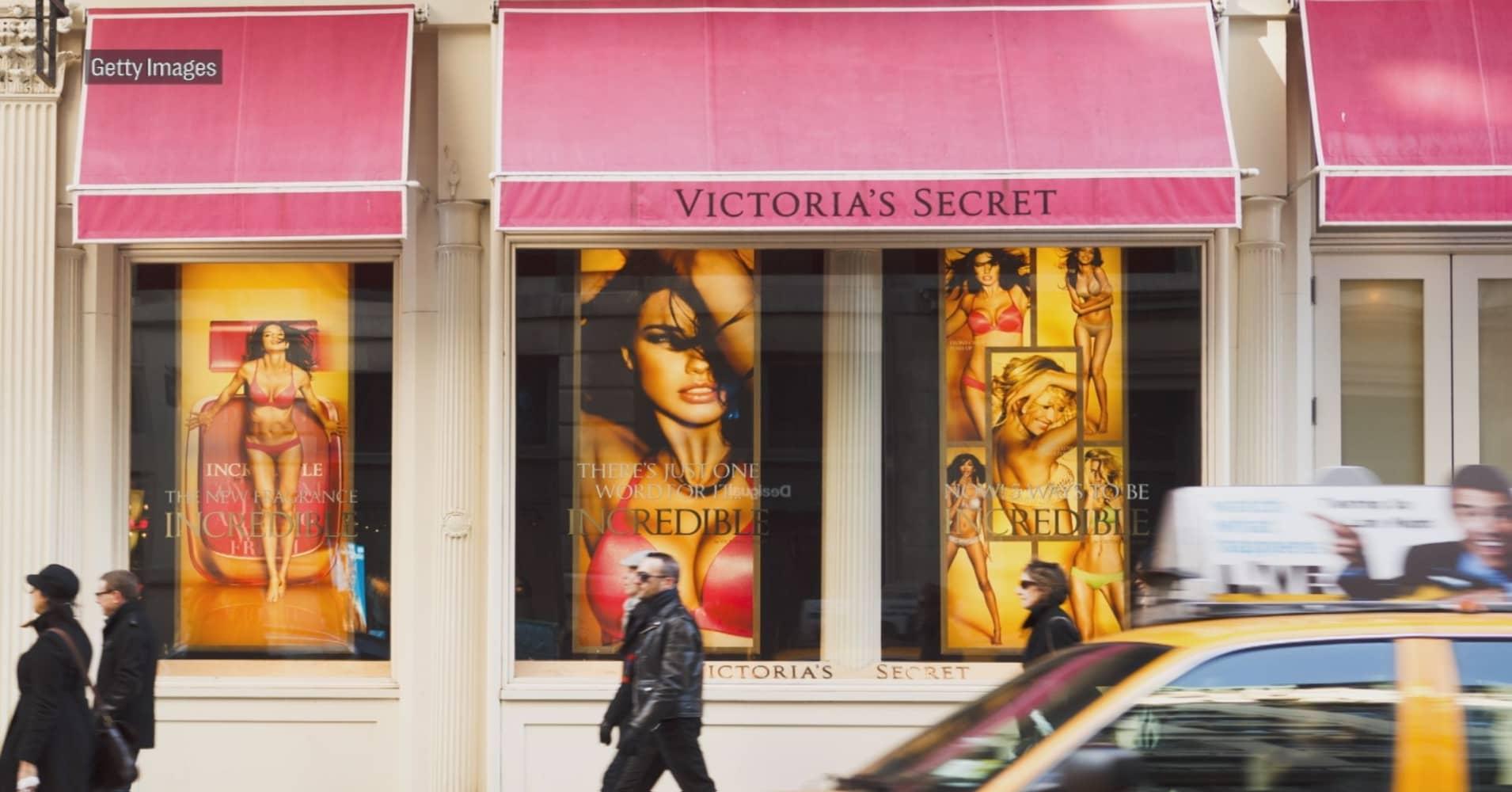 victoria secret distribution center