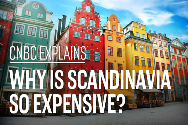 Why is Scandinavia so expensive?