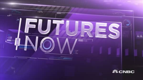 Futures Now: May 24, 2018