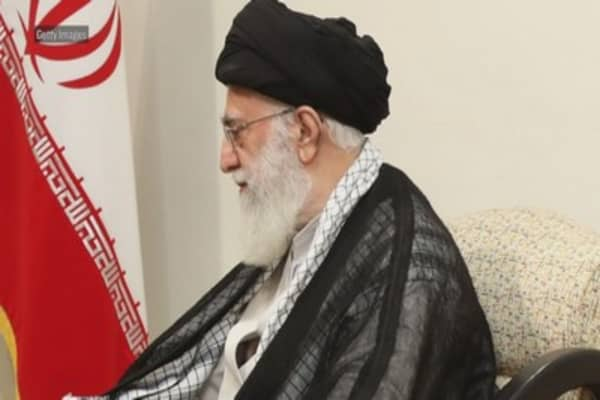 Iran's supreme leader just made tough demands for Europe to save the nuclear deal