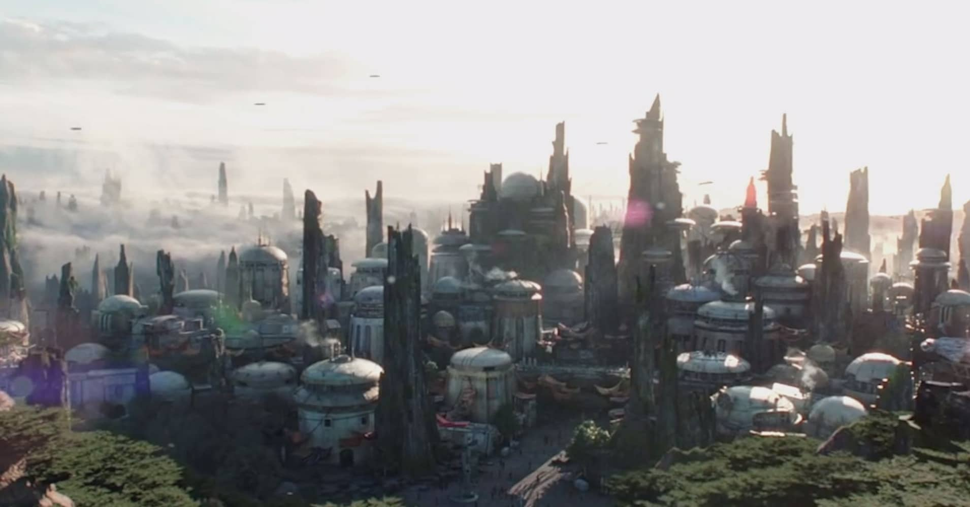 disney new star wars theme parks