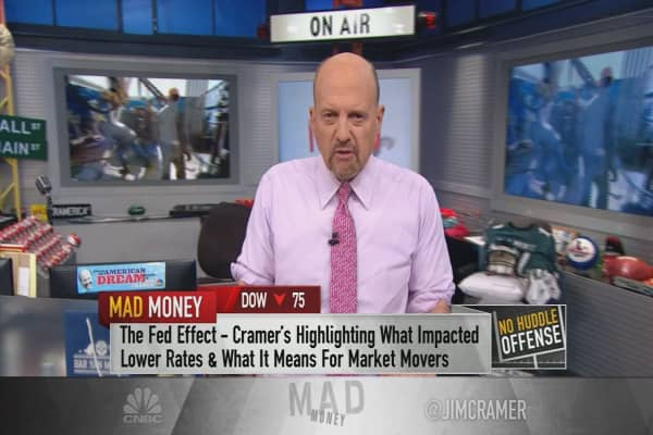 Cramer: Inflation is a real worry, but it's 'far from permanent'