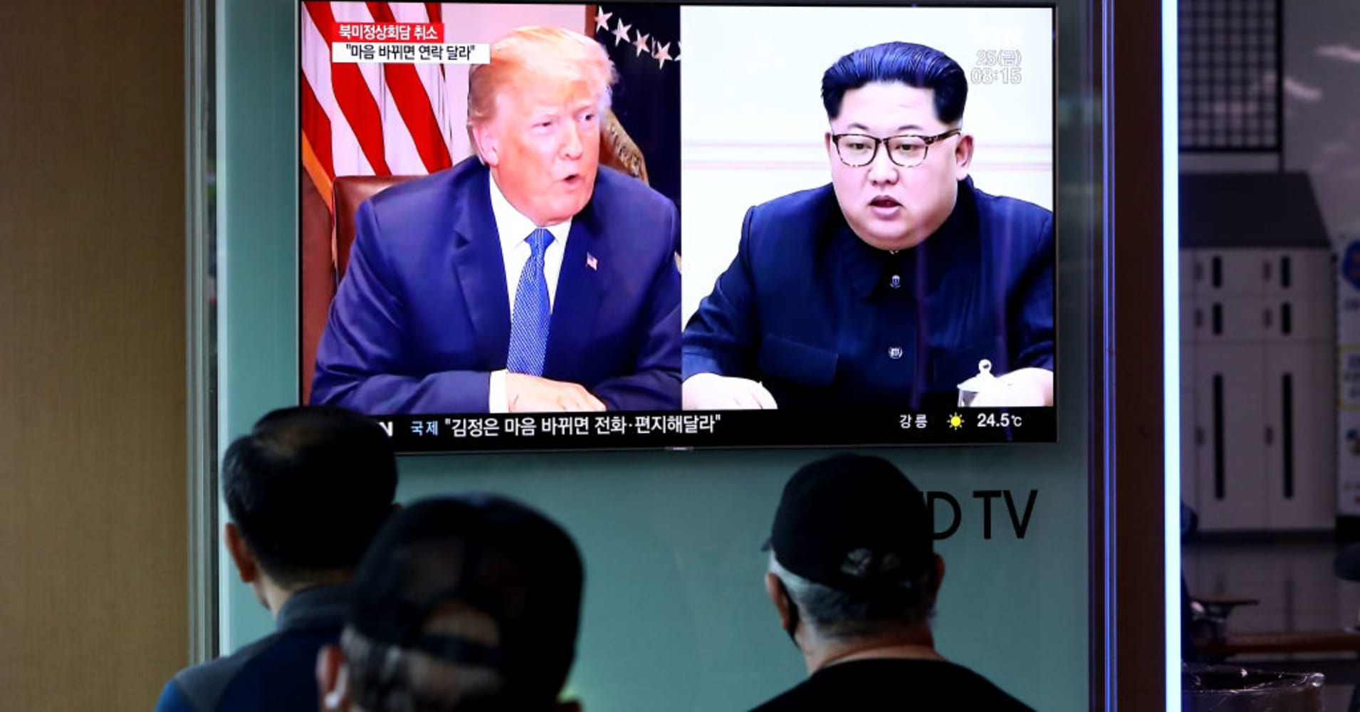 American Chancellor of North Korean university sees hope of detente with US
