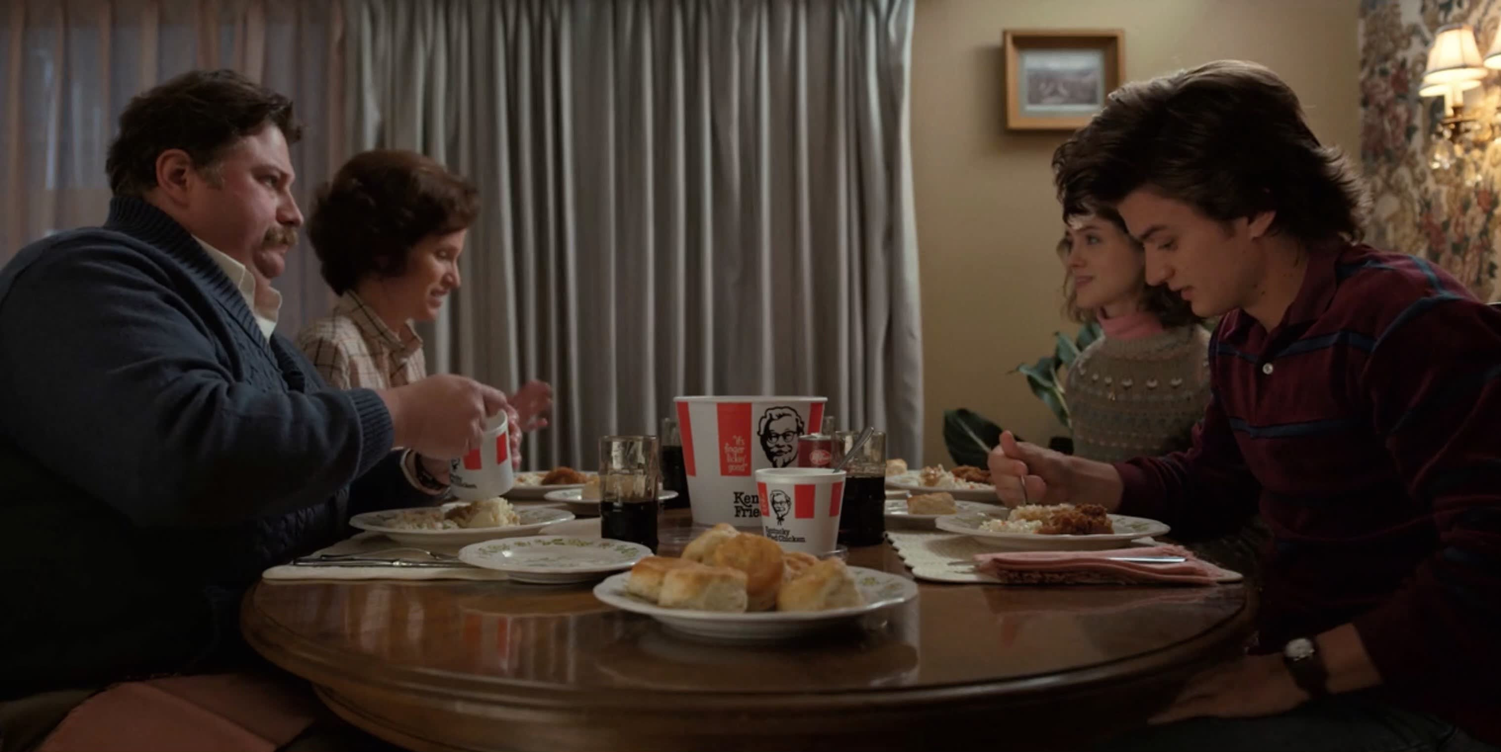 Kfc In Stranger Things Not A Coincidence Netflix Product Placement
