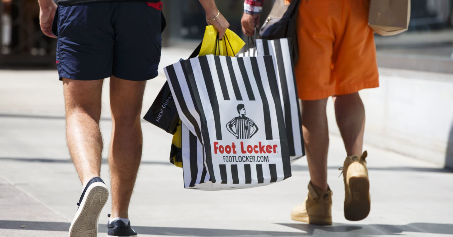 Foot Locker gains digital expertise with $100 million investment in Goat Group, start-up CEO says