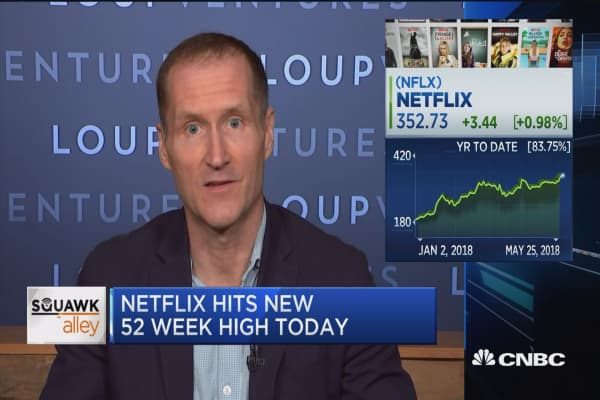 Should Nextflix be valued like a traditional media company? Experts weigh in