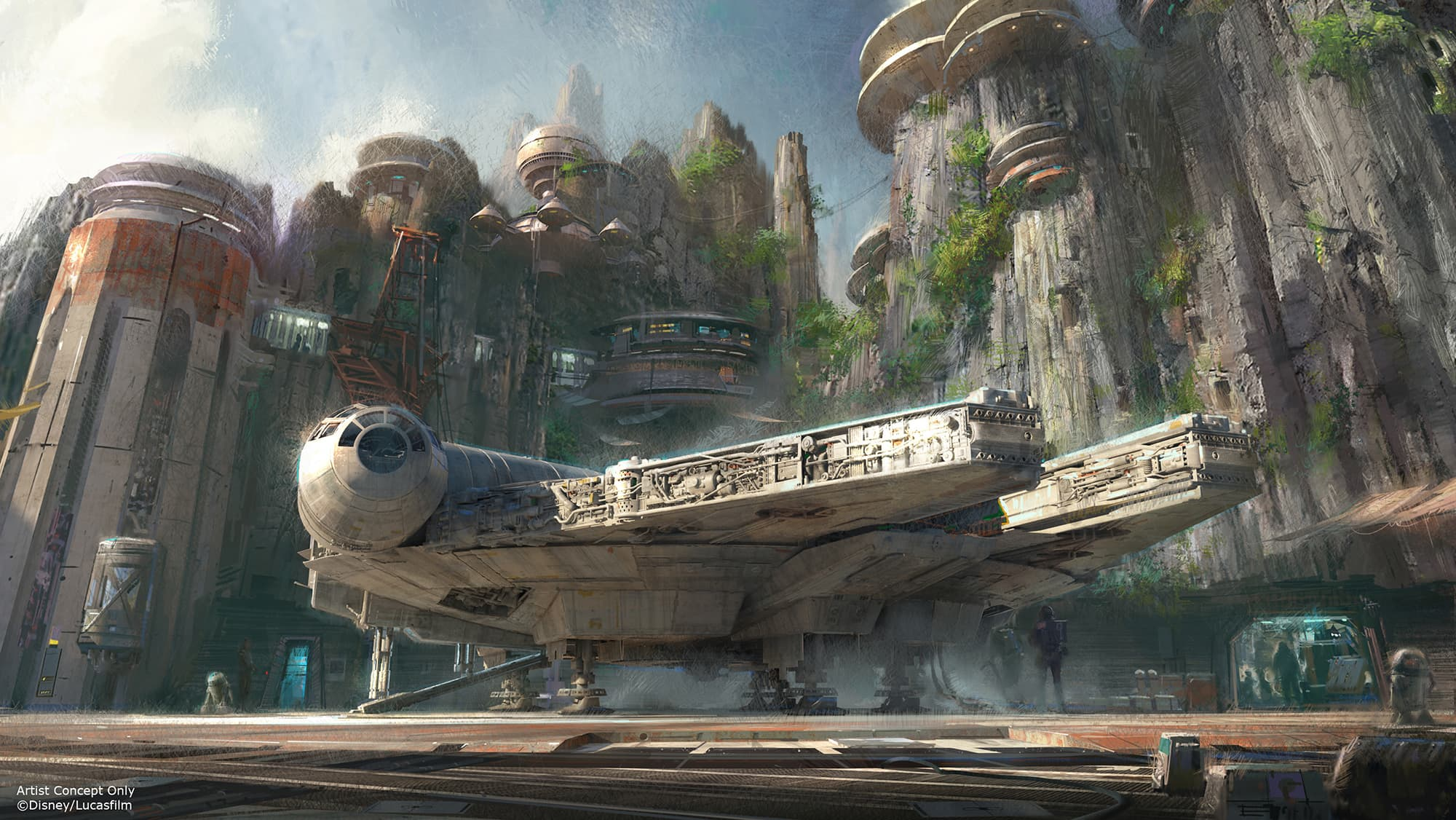 new star wars attractions set to open at disney theme parks in 2019