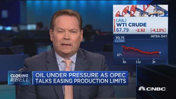 $60 a barrel may be the new oil sweet spot, says expert