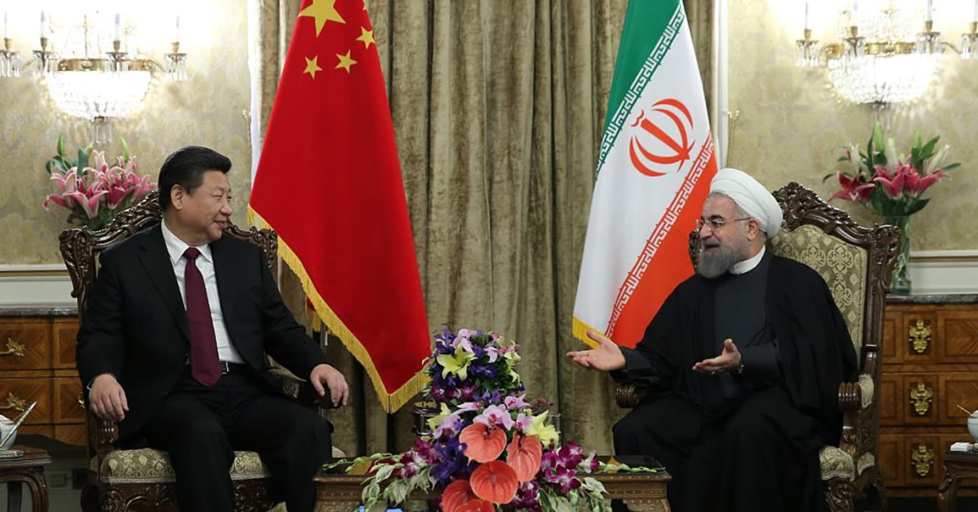 China ignores Trump threat on Iran, says business there will continue