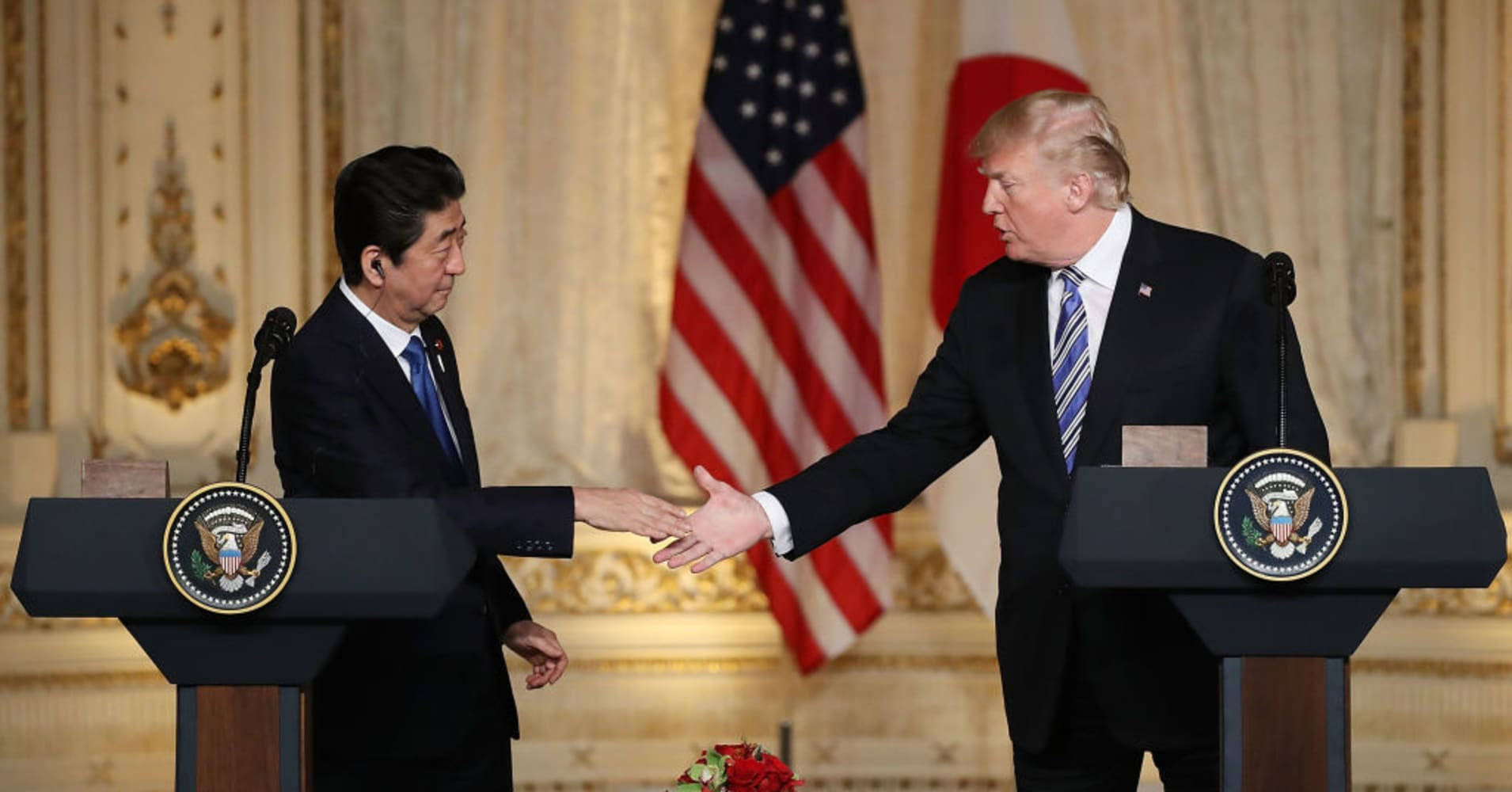 To avoid a trade war with the US, Japan may have to make concessions