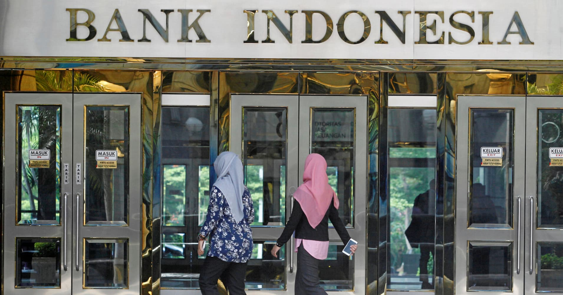 Bank Indonesia reviews policy on rupiah weakness, Federal