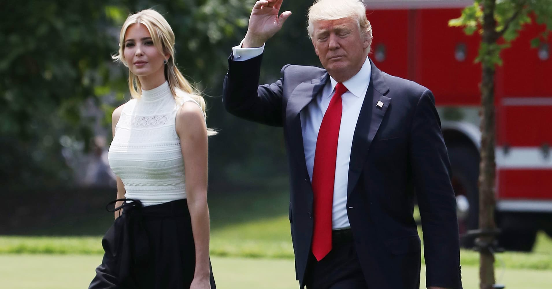Timing of Ivanka Trump's Chinese trademarks raises red flags