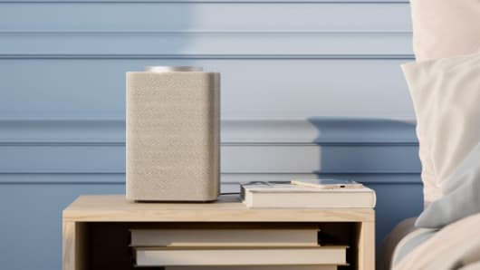Yandex.Station is a new smart speaker designed for the Russian market.