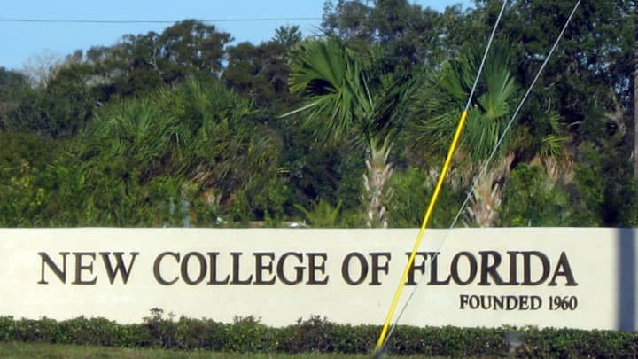 New College of Florida.