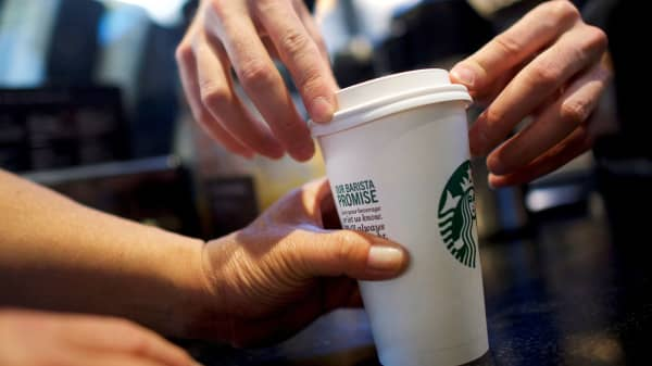 Starbucks Shares Fall As Coffee Chain Scales Back Store Growth