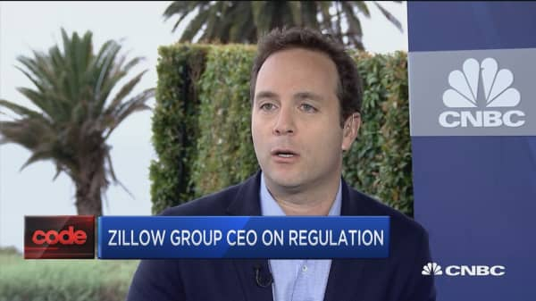 Zillow CEO: This has been a wake-up moment for tech