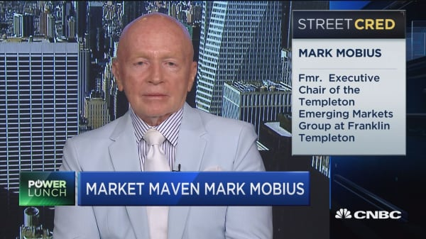 India's got tremendous opportunities: Mark Mobius