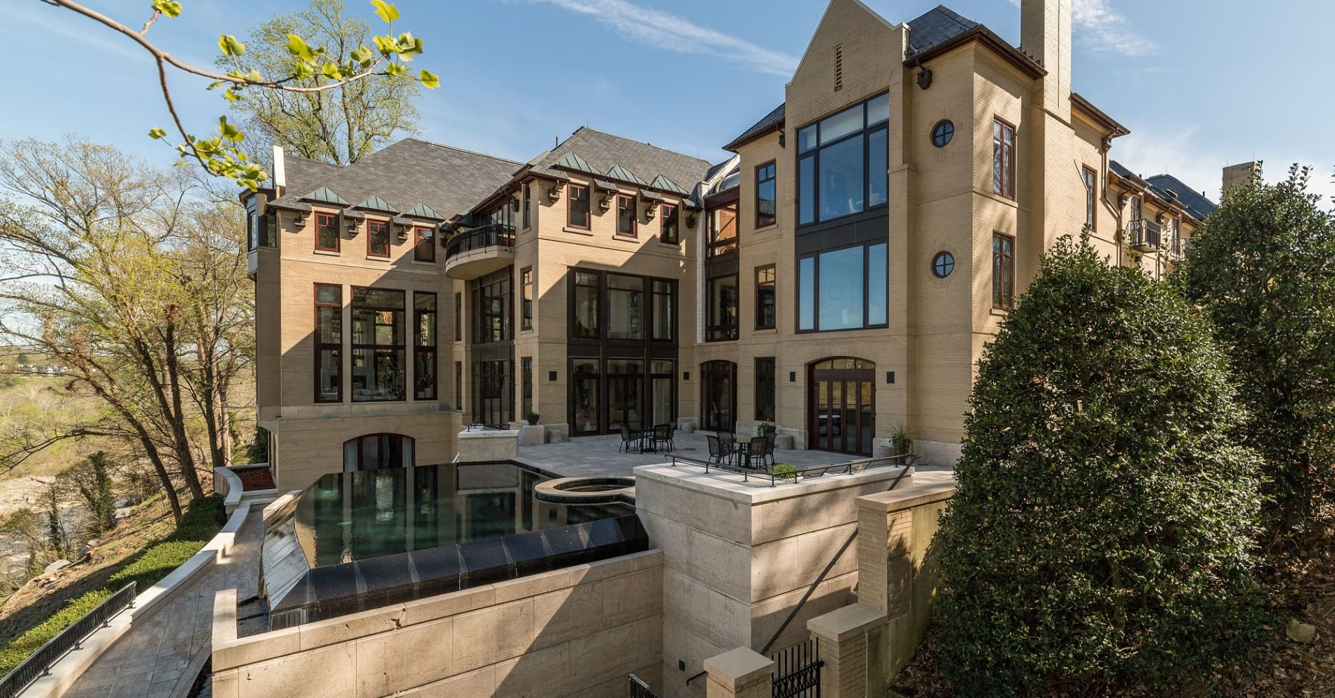 Photos Of The Most Expensive Home For Sale In The Washington Dc Area