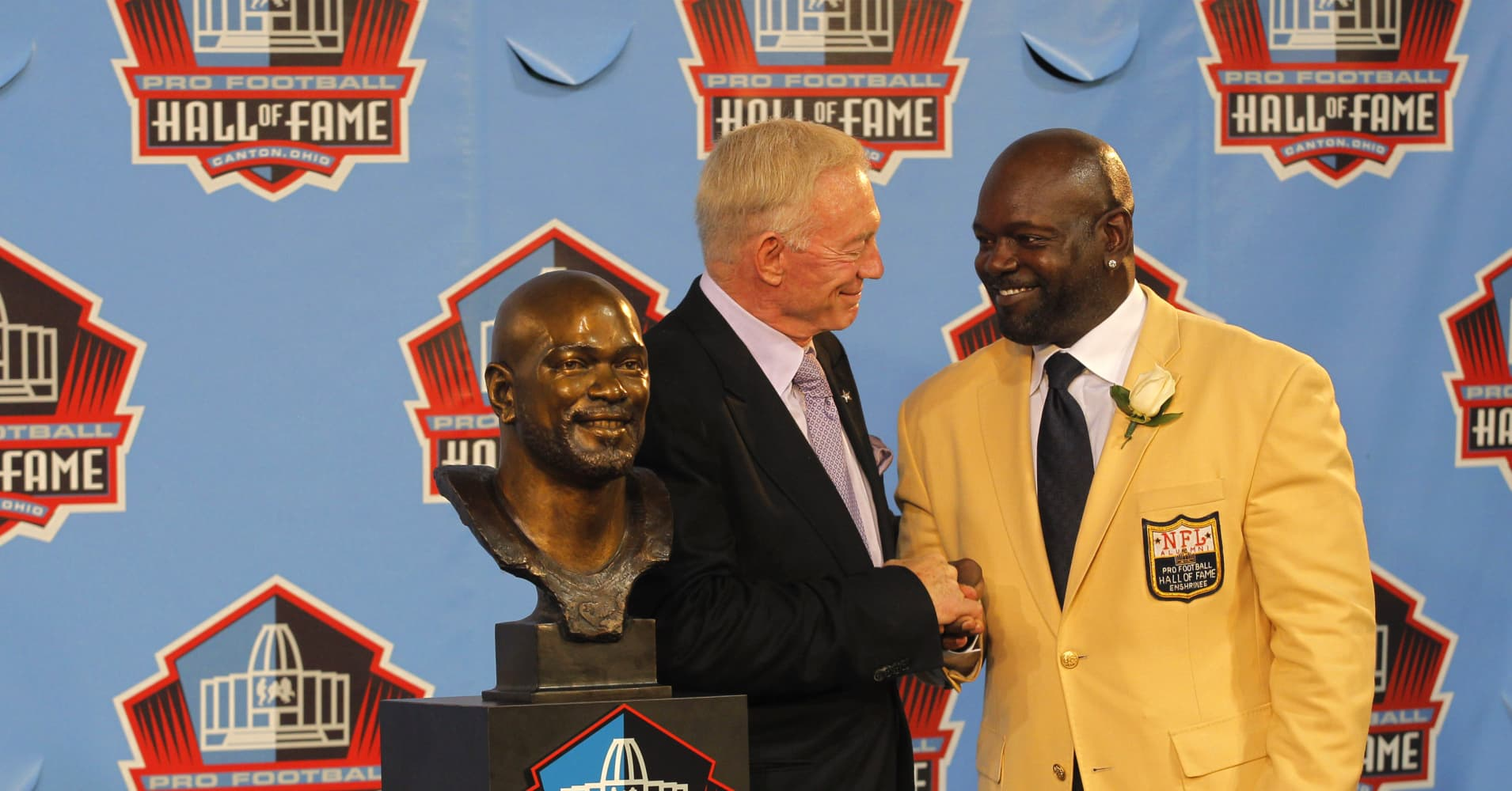 Emmitt Smith says the best money advice he ever got came from Cowboys owner Jerry Jones