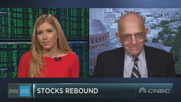 What's making Professor Jeremy Siegel so cautious on the market?