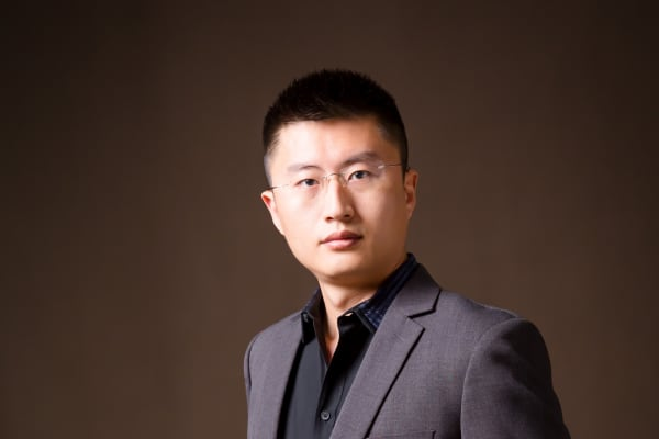 Dejun Qian, founder of the FUSION Foundation