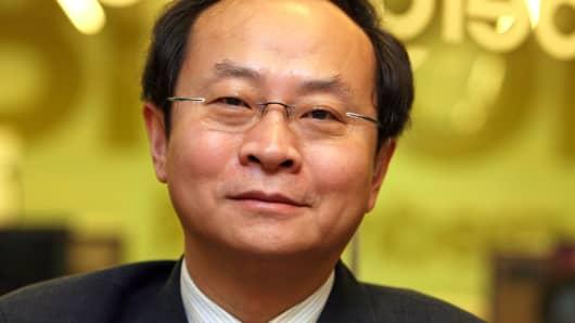 Zhang Wenzhong in 2006.