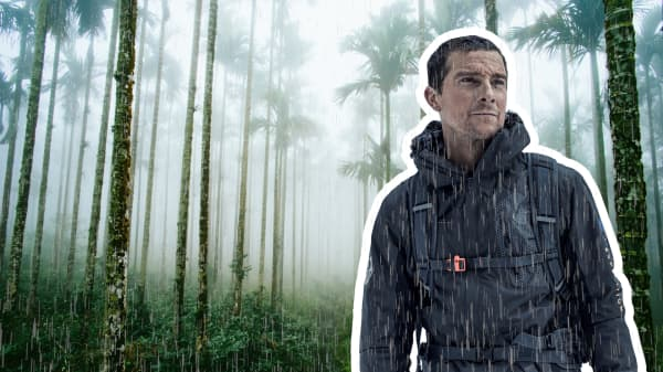 The survival hack Bear Grylls uses to survive everyday life