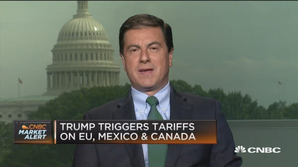 We will impose a dollar-for-dollar tariff on US goods: Mexican Ambassador