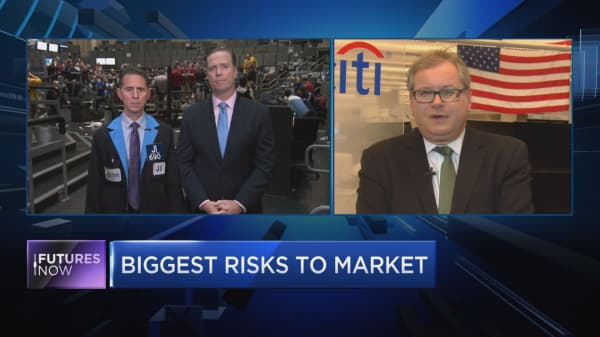 'We're all greedy,' but double-digit stock market gains not in cards this year, Citi's top market watcher says