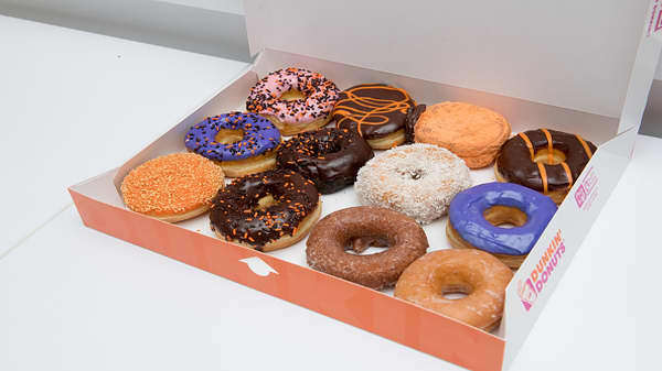 Dunkin' celebrates National Donut Day: CEO