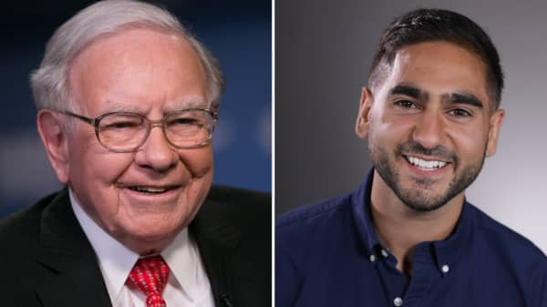 This 25-year-old learned a tough business lesson from Warren Buffett