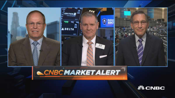 Stocks rally on strong jobs report