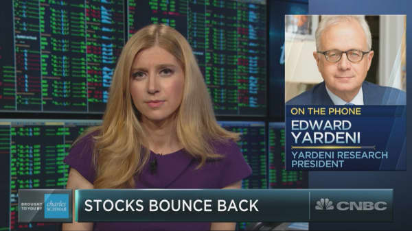 Veteran strategist Ed Yardeni on what's keeping him so bullish