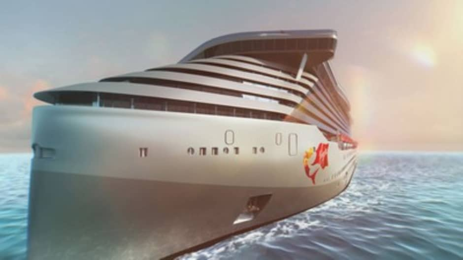 Richard Branson is getting into the cruise business - here's what the new Virgin ships look like