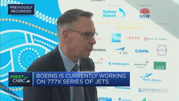 Boeing says new routes opening up as aircraft gain range