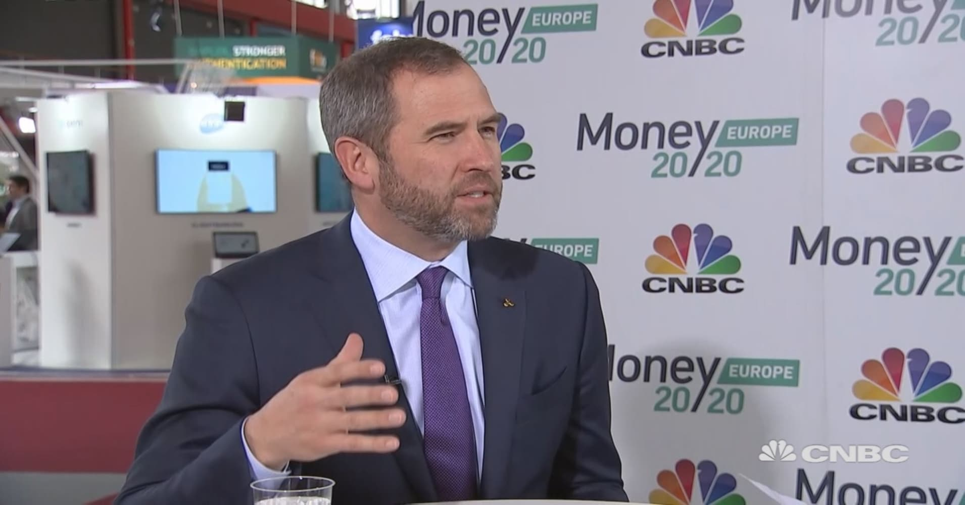 Ripple CEO: Expect dozens of banks to use our cryptocurrency next year